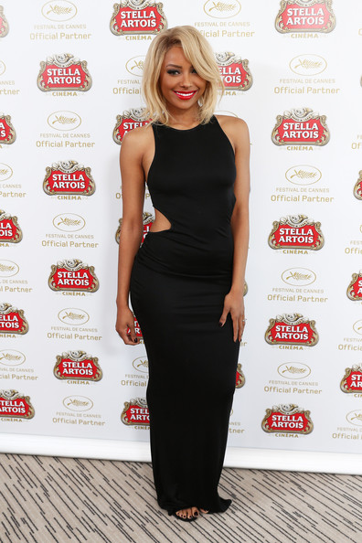 Kat Graham Evening Dress
