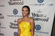 Kat Graham Strapless Dress