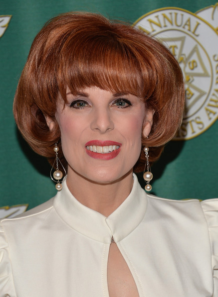 Kat Kramer Bob [hair,face,hairstyle,bangs,blond,chin,bob cut,brown hair,hair coloring,red hair,kat kramer,actress,regent beverly wilshire hotel,beverly hills,california,international cinematographers guild,iatse local 600 presents the 51st annual publicists awards luncheon]