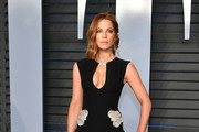 Kate Beckinsale Form-Fitting Dress