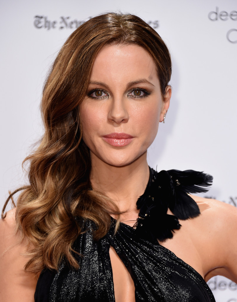 Kate Beckinsale Side Sweep Kate Beckinsale Looks