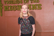 Kate Bosworth Print Blouse