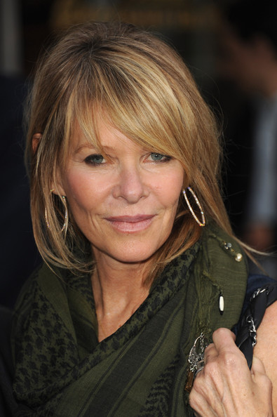 Kate Capshaw Diamond Hoops