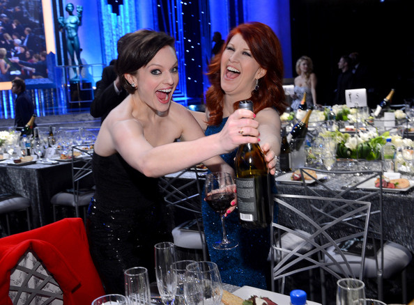 19th Annual Screen Actors Guild Awards - Cocktail Reception