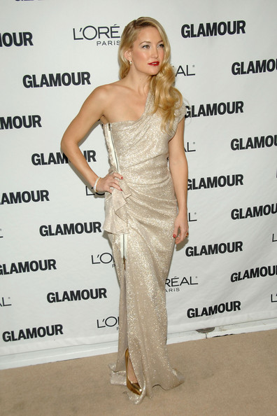 Kate Hudson One Shoulder Dress [glamour magazine honors the 2010 women of the year,fashion model,gown,joint,shoulder,flooring,beauty,cocktail dress,dress,fashion,fashion show,kate hudson,awards,new york city,carnegie hall,women of the year]
