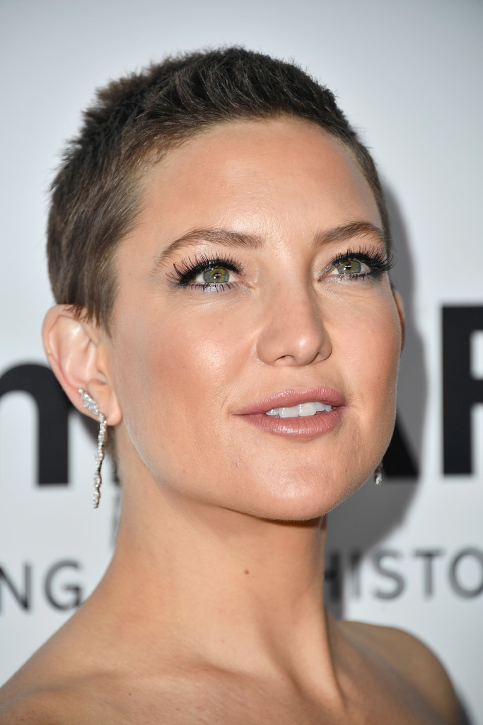 Kate Hudson Boy Cut Short Hairstyles Lookbook Stylebistro