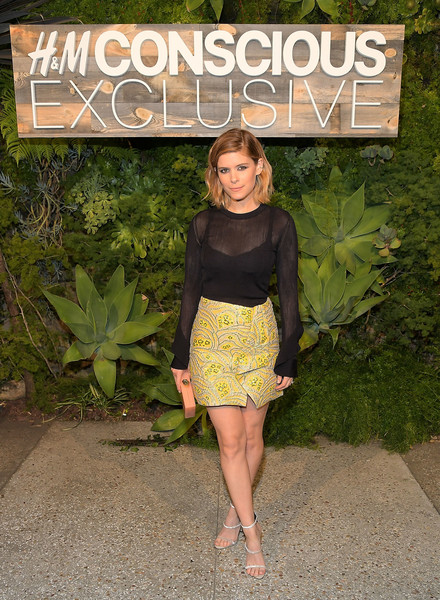 Kate Mara Mini Skirt