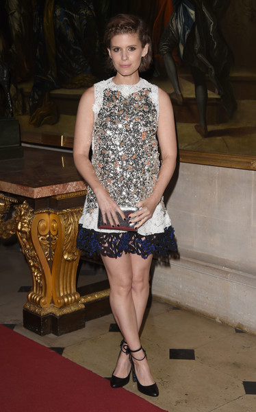 Kate Mara Sequin Dress
