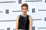 Kate Mara Embroidered Dress