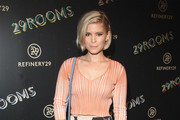 Kate Mara Leather Shoulder Bag