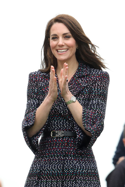 Kate Middleton Leather Belt