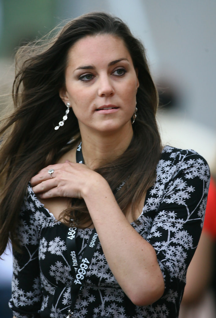 Kate Middleton Silver Ring Kate Middleton Jewelry Looks