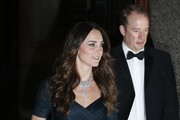 Kate Middleton Diamond Lariat Necklace