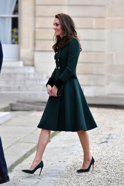 Kate Middleton Midi Dress
