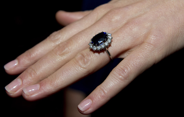 Kate Middleton Diamond Ring