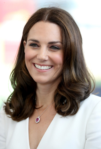 Kate Middleton Gemstone Pendant