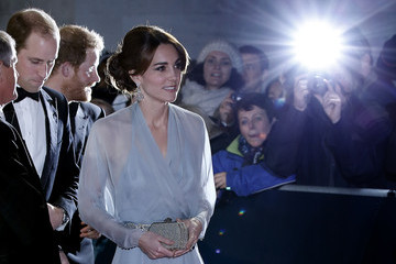 Kate Middleton Prince Harry Royal Film Performance: 'Spectre'
