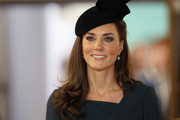 Kate Middleton Wears Neutral Shades of Eyeshadow