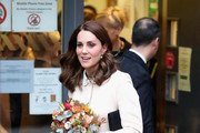 Kate Middleton Swing Jacket