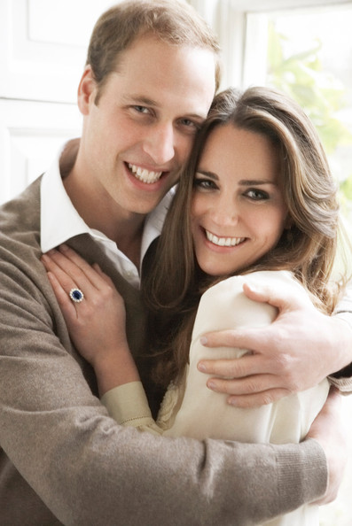 Kate Middleton Fitted Blouse [portrait photographs,photographs,handout photo,royal engagement portrait,photograph,beauty,smile,photography,girl,love,hug,photo shoot,happiness,fun,catherine middleton,prince william,one,use,clarence house,press office]