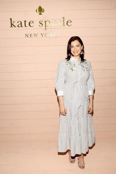 Rachel Bloom At New York Fashion Week, 2018