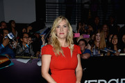 Kate Winslet Cutout Dress