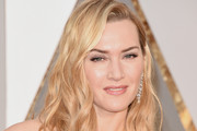 Kate Winslet Long Wavy Cut