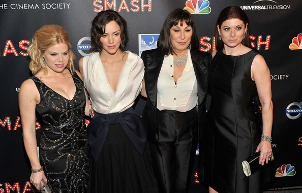 """NBC Entertainment & The Cinema Society With Volvo Host The World Premiere Of """"Smash"""" - Inside Arrivals"""