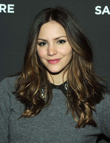 Katharine McPhee Long Curls