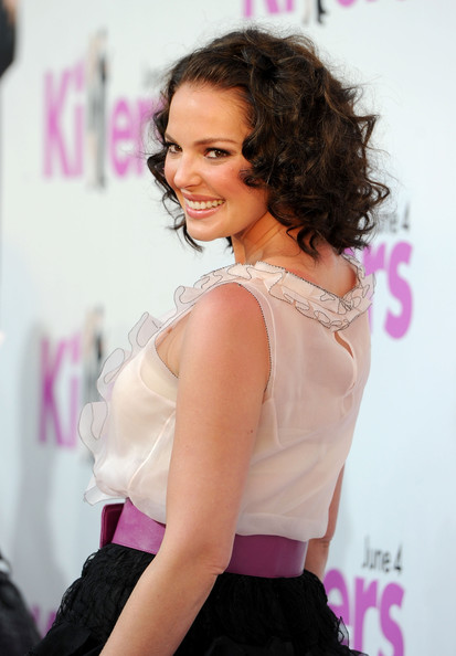 Katherine Heigl Medium Curls