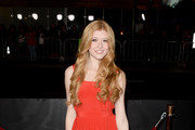 Katherine McNamara Fishtail Dress