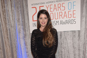 Katherine Schwarzenegger Little Black Dress