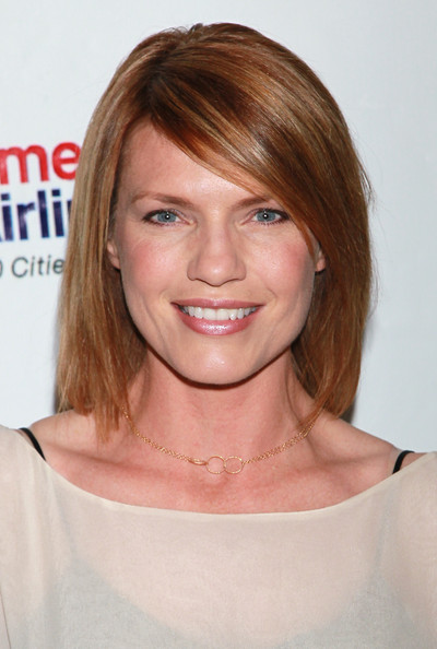 Kathleen Rose Perkins Lipgloss [2011 taste for a cure,2011 taste for a cure,hair,face,hairstyle,blond,chin,eyebrow,shoulder,lip,brown hair,bangs,arrivals,kathleen rose perkins,beverly wilshire hotel,beverly hills,california,ucla,jonsson cancer center foundation]