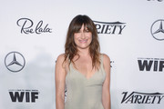 Kathryn Hahn Printed Clutch
