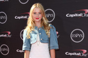 Kathryn Newton Day Dress