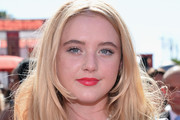 Kathryn Newton Red Lipstick
