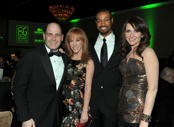 13th Annual Costume Designers Guild Awards With Presenting Sponsor Lacoste - VIP Reception