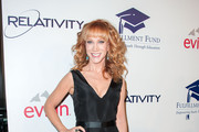 Kathy Griffin Peep Toe Pumps