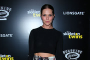 Katie Aselton Crop Top