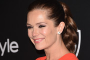 Katie Aselton Long Braided Hairstyle
