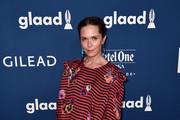 Katie Aselton Print Dress