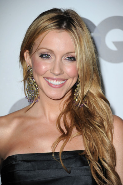Katie Cassidy Crystal Chandelier Earrings