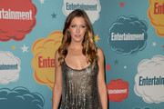 Katie Cassidy Embellished Top