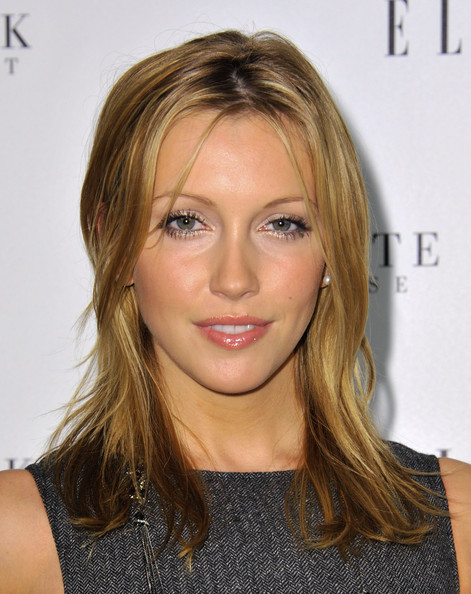 Katie Cassidy Medium Straight Cut