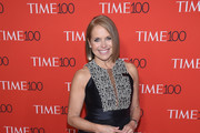 Katie Couric Evening Dress