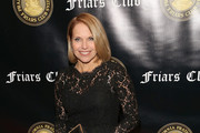 Katie Couric Frame Clutch