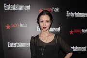 Katie Findlay Little Black Dress