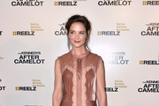 Katie Holmes Evening Dress