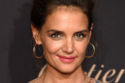 Katie Holmes Pinned Up Ringlets