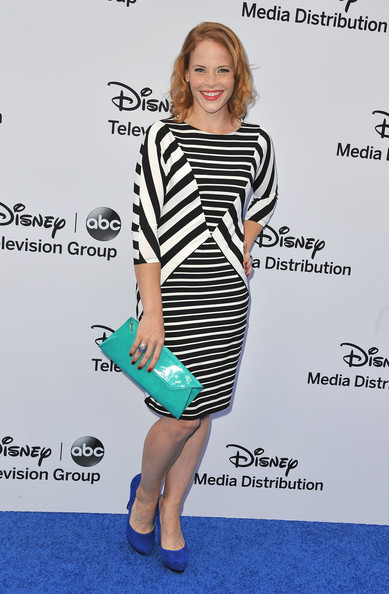 Katie Leclerc Print Dress